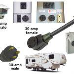 Rv Plug Wiring Diagram 110V 30Ap   Wiring Diagram   Rv Electrical Wiring Diagram