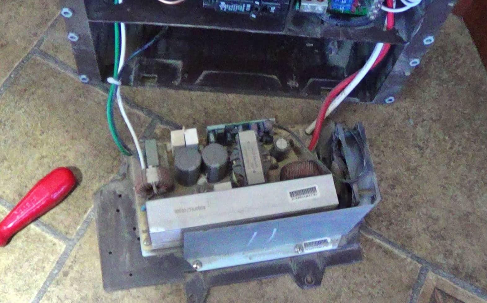 Wfco 55 Amp Power Converter Wiring Diagram