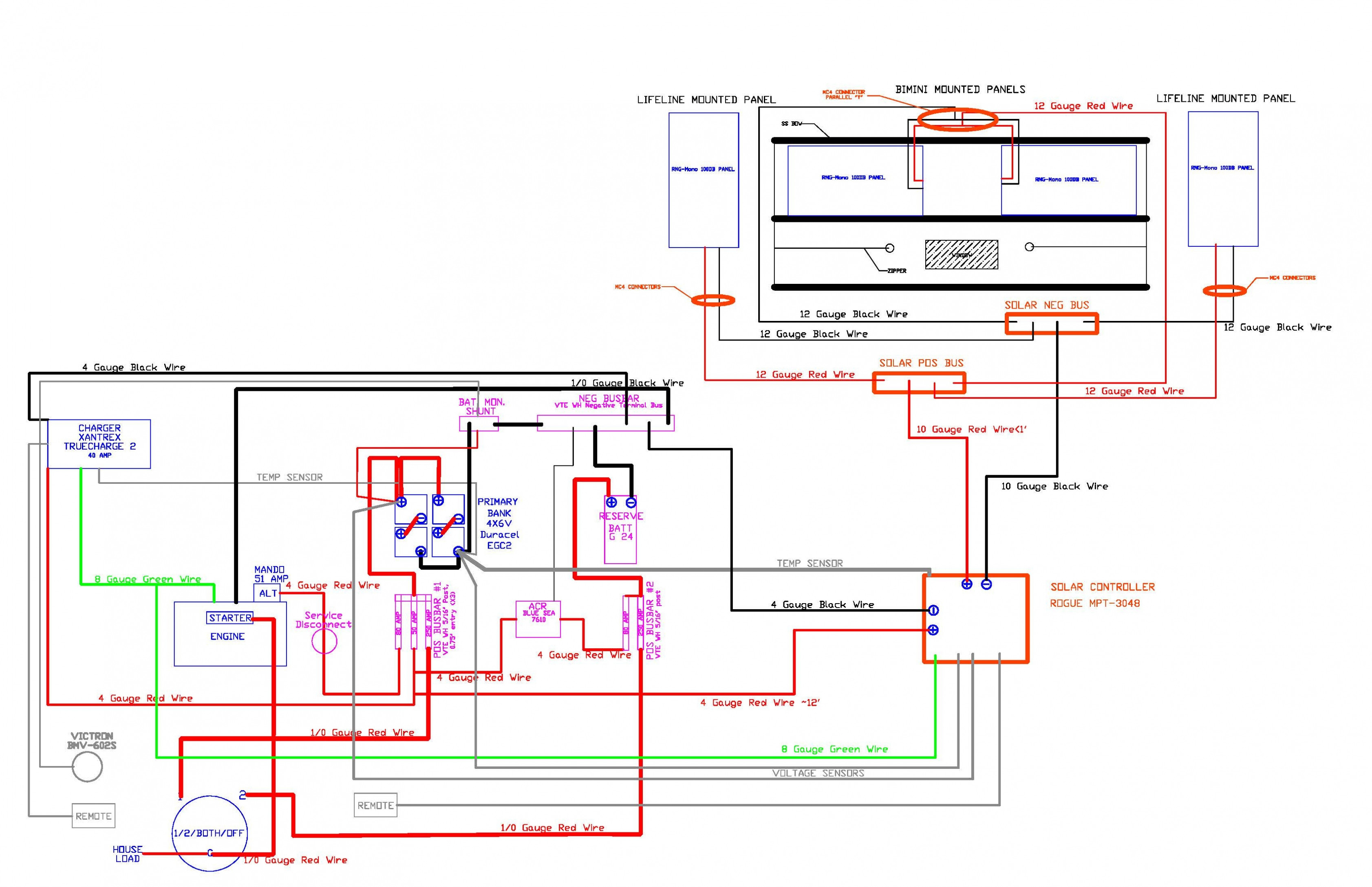 Rv Solar Panel Installation Wiring Diagram Example Of Solar Panel - Rv Solar Panel Installation Wiring Diagram