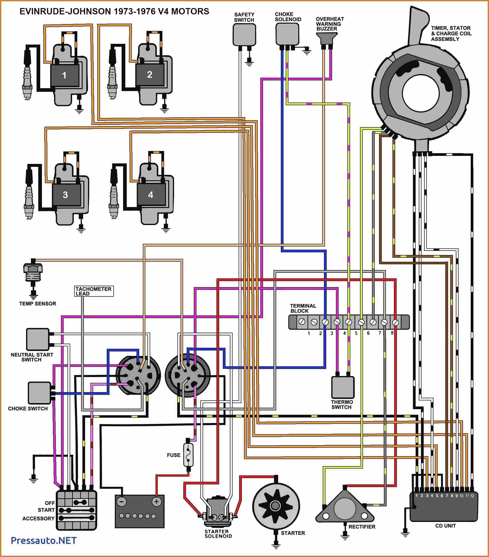 S Electric Omc Wiring Diagram 1972 | Wiring Diagram - Johnson Outboard Ignition Switch Wiring Diagram