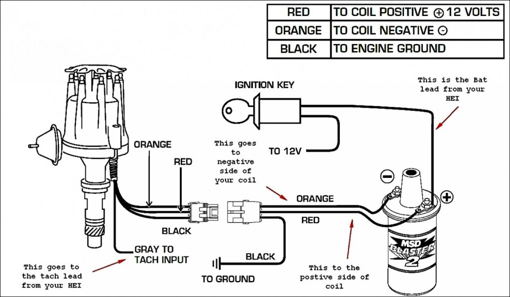 Sbc Ignition Starter Alternator Wiring
