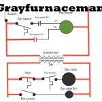 Schematic Diagram #7. 2 Speed Fan Switch.   Youtube   Fan Relay Wiring Diagram
