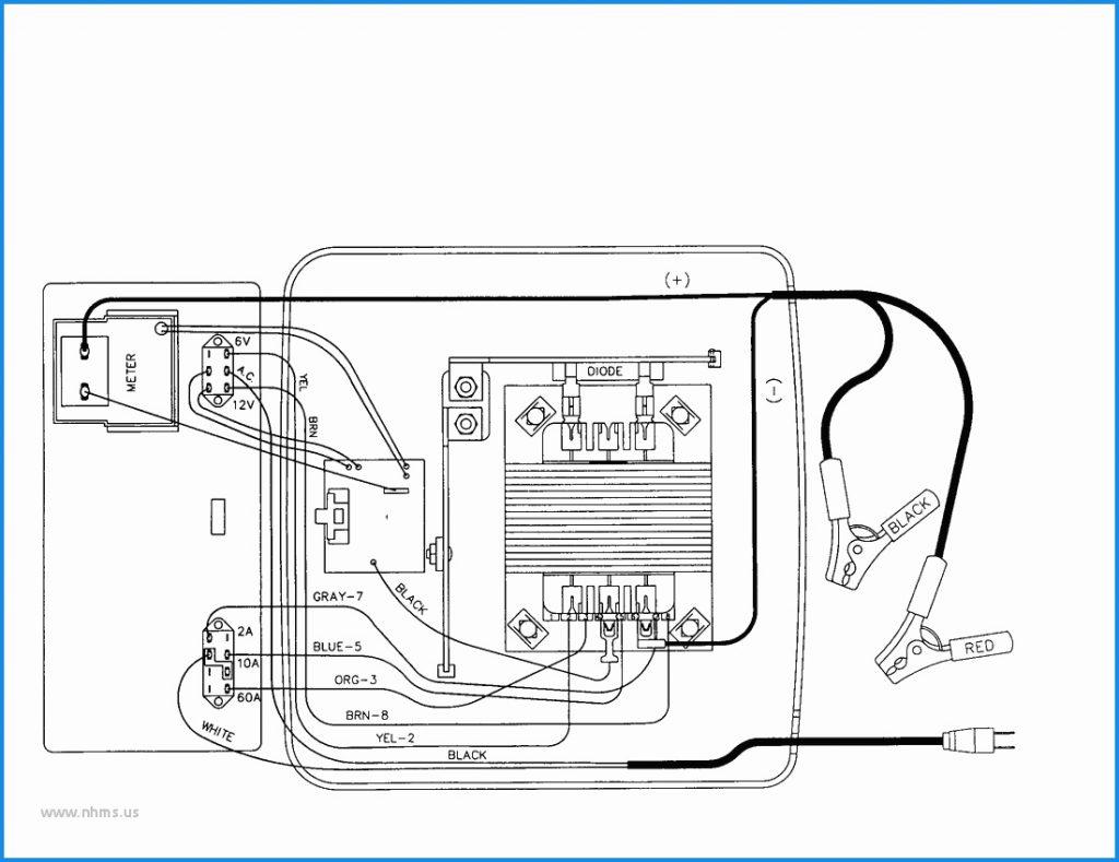 Schumacher Se 1250 Wiring Diagram