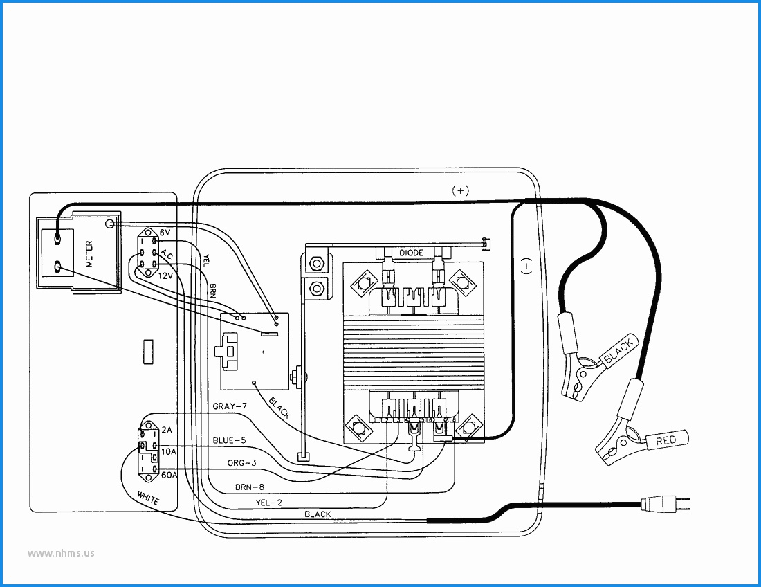 Schumacher Se 1250 Wiring Diagram | Manual E-Books - Schumacher Battery Charger Se-5212A Wiring Diagram