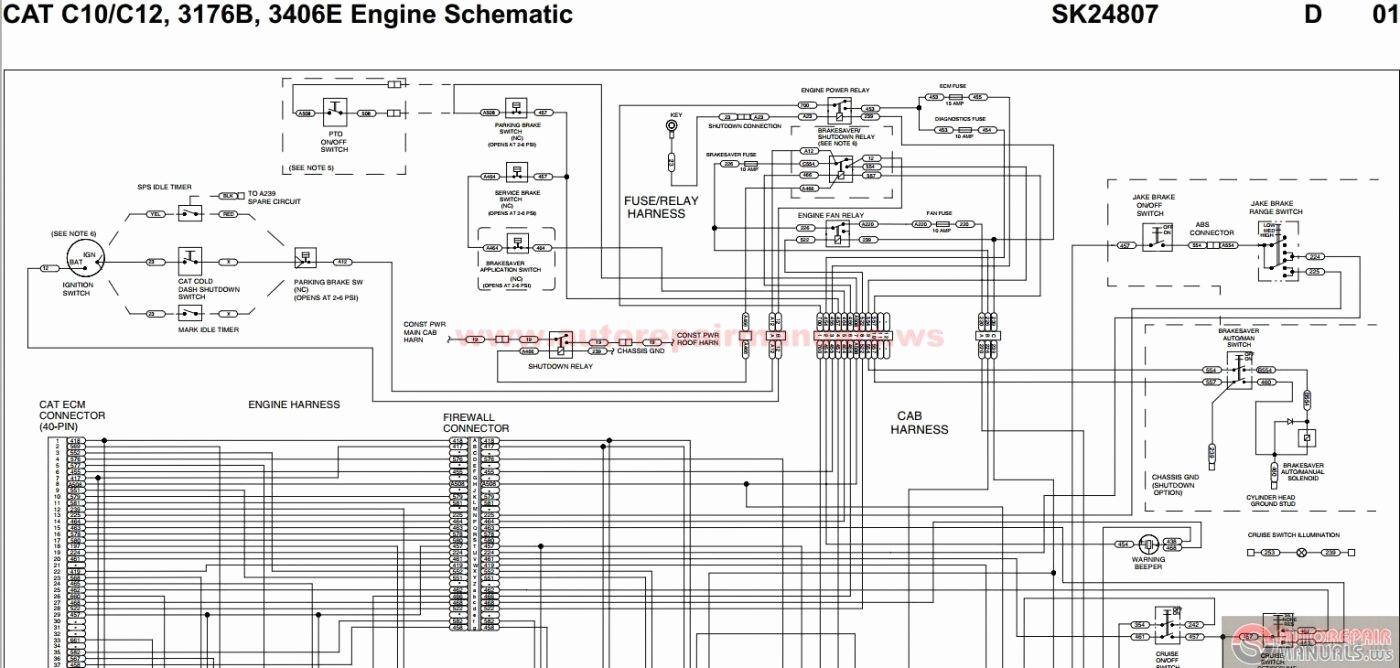 Sel Detroit 60 Ecm Wiring Diagram | Manual E-Books - Detroit Series 60 Ecm Wiring Diagram