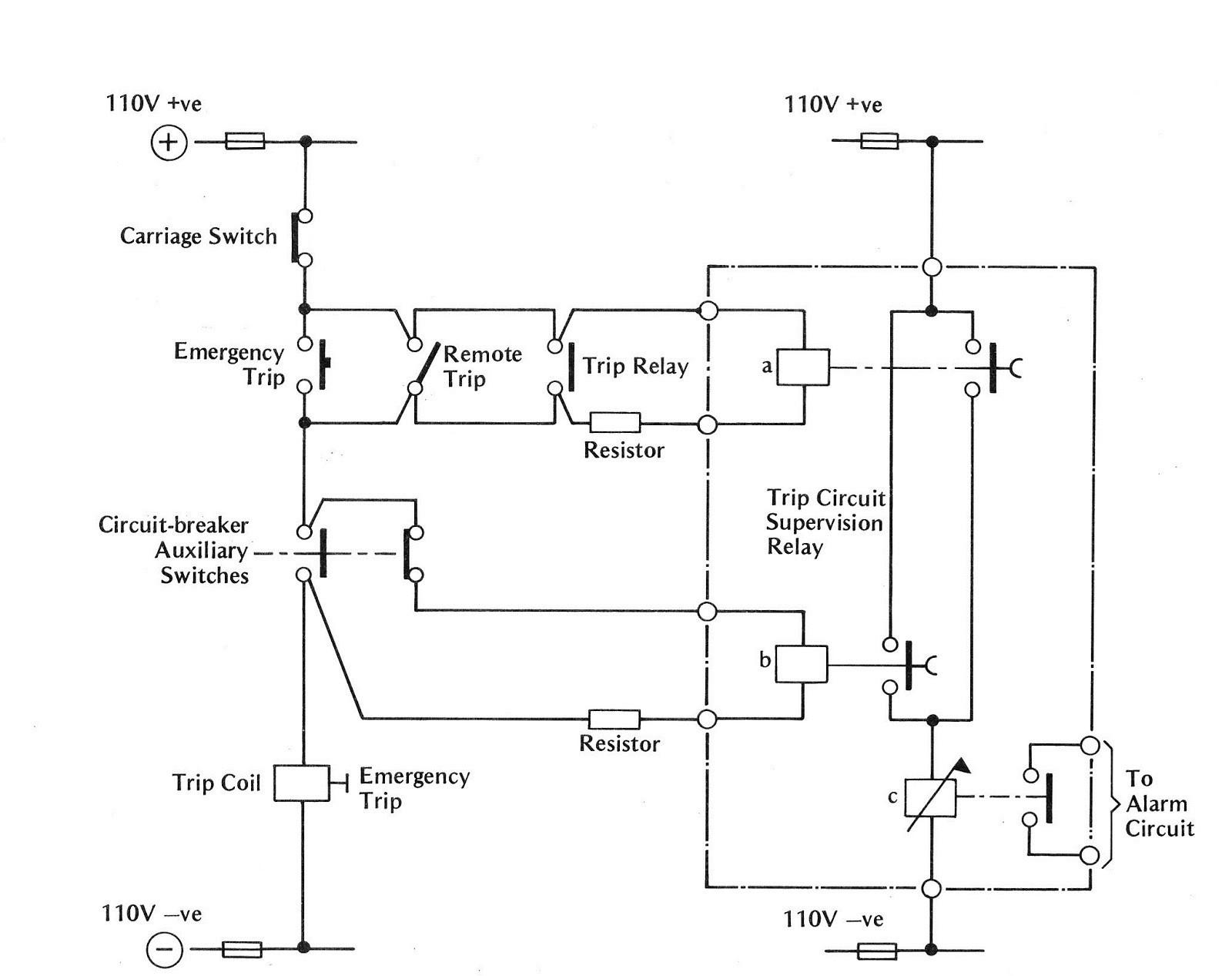 Shunt Trip Breaker Wiring Diagram - Motherwill - Shunt Trip Breaker Wiring Diagram