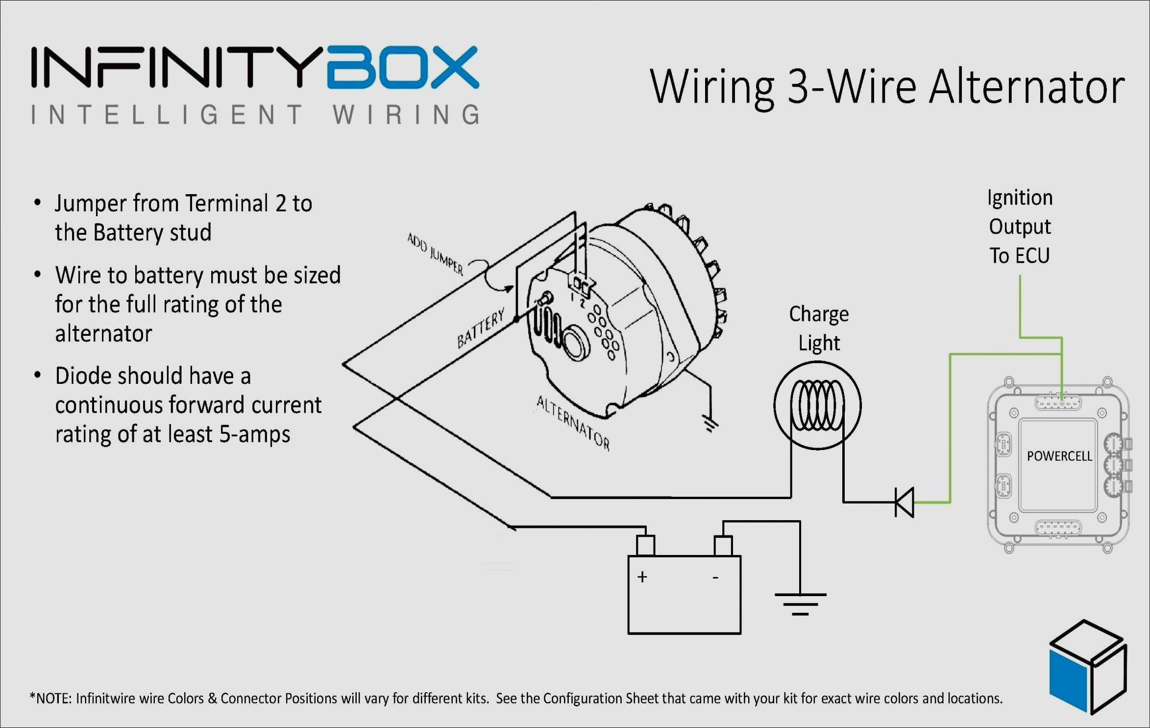 Si Alternator Wiring Diagram | Wiring Diagram - Alternator To Battery Wiring Diagram