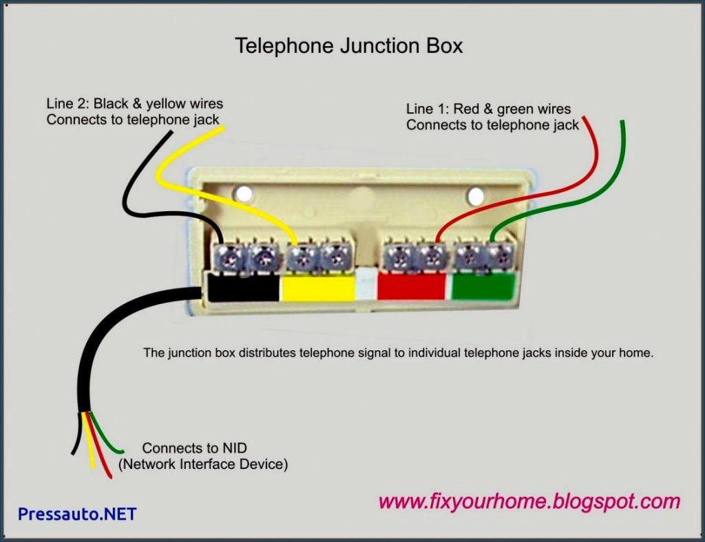 Siecor Telephone Network Interface Wiring