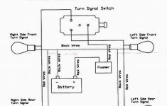 Signal Wiring Diagram | Manual E-Books – Universal Turn Signal Switch Wiring Diagram
