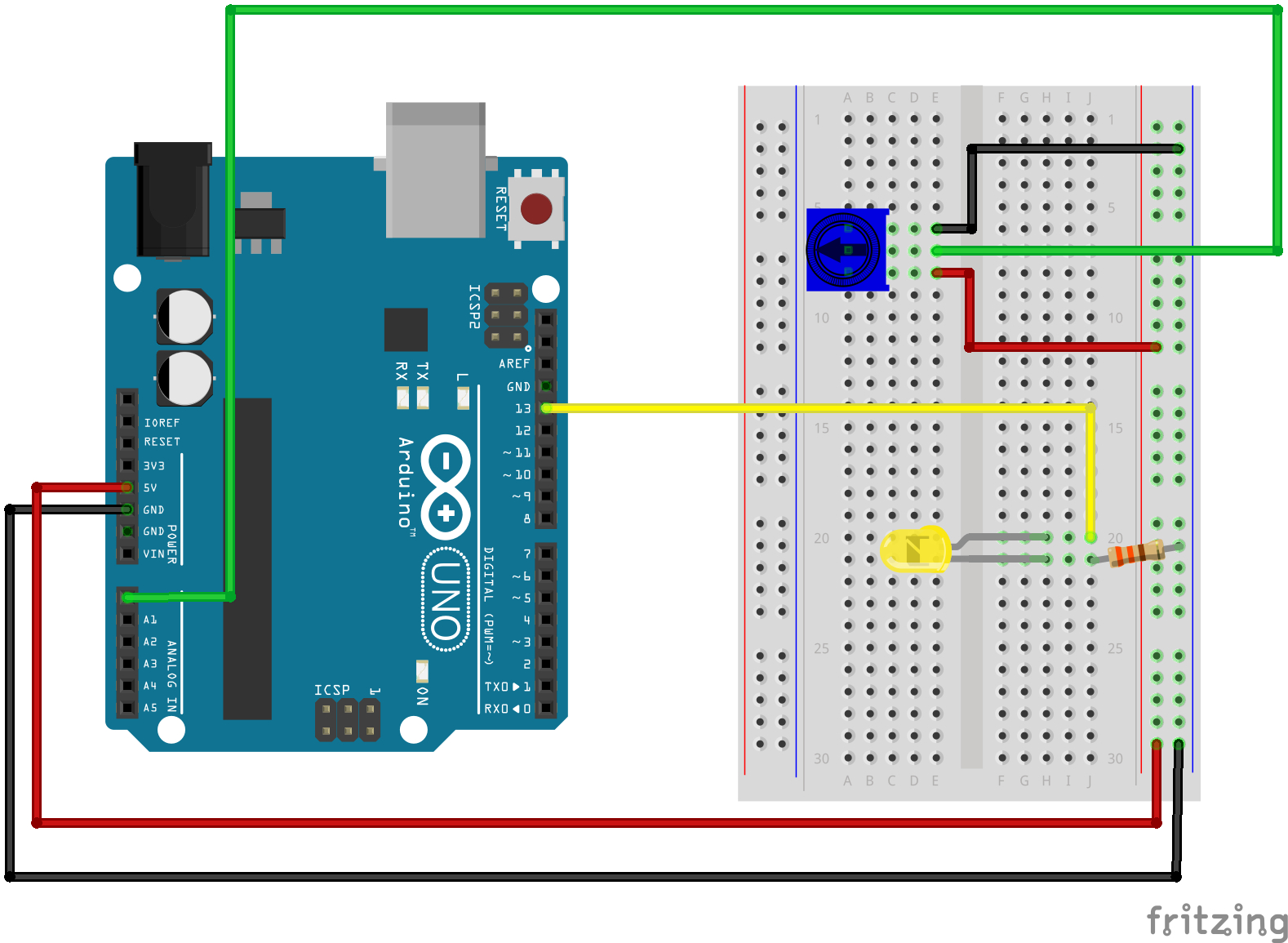 Sik Experiment Guide For Arduino - V3.2 - Learn.sparkfun - Arduino Wiring Diagram
