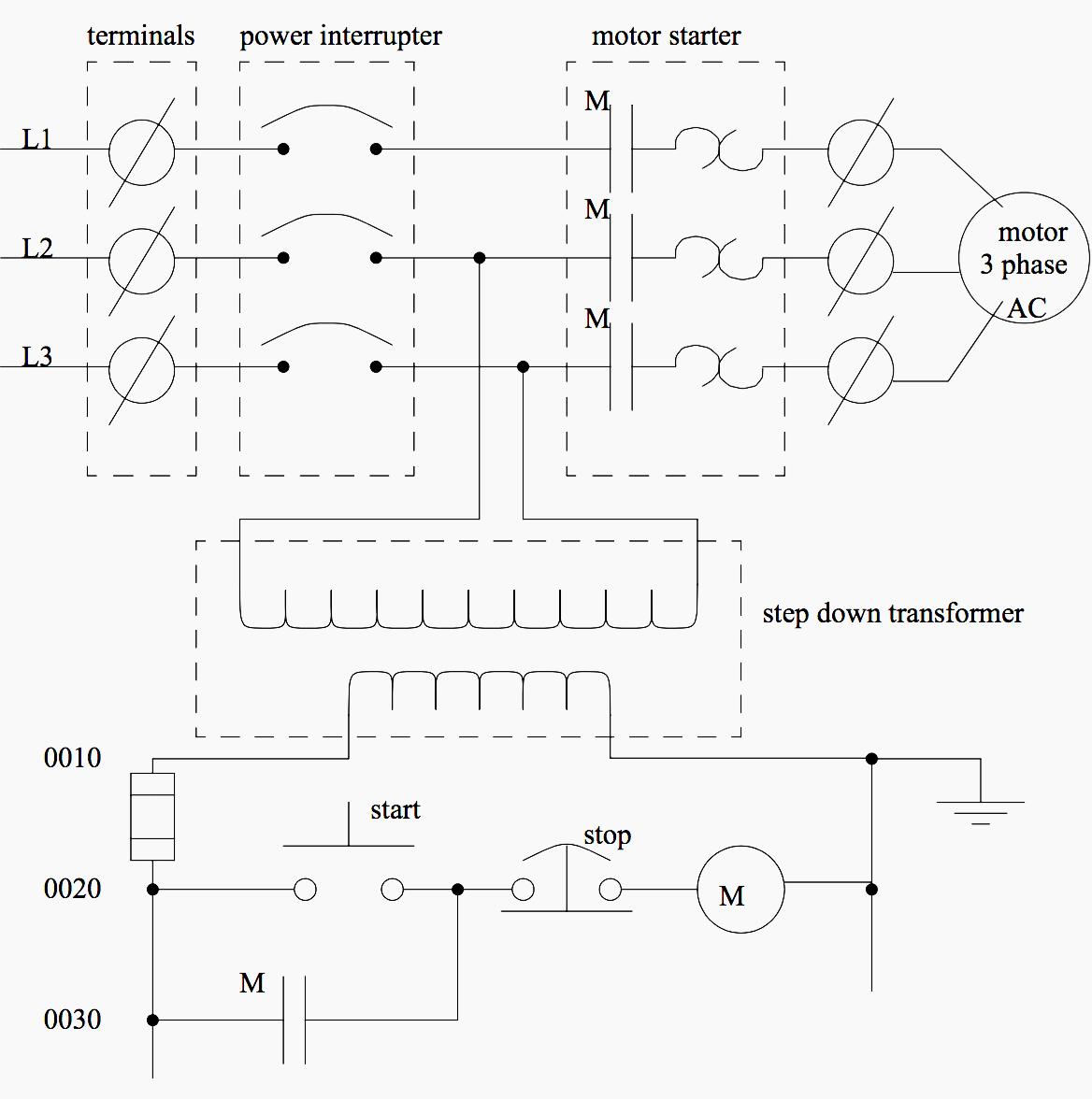 Single Line Wiring Diagram Plc | Manual E-Books - Plc Wiring Diagram