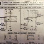 Single Phase Motor Blowing Run Capacitor   Motor Run Capacitor Wiring Diagram