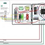 Single Phase Submersible Pump Starter Wiring Diagram 3 Wire Well   3 Wire Submersible Pump Wiring Diagram