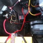 Single Wire Alternator Install On A 1966 Mustang Problems?   Ford   One Wire Alternator Wiring Diagram