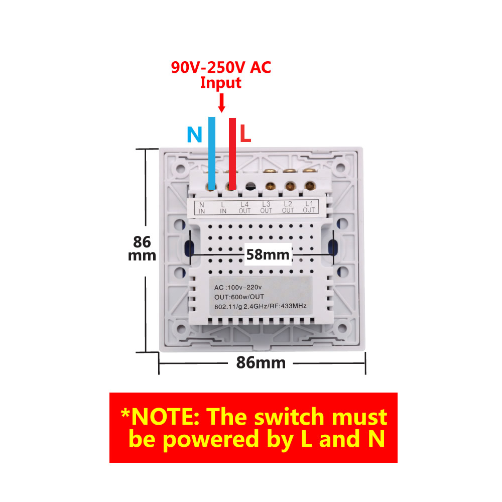 Sonoff Th16/th - Module For Temperature And Humidity ...