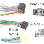 Sony Car Cd Player Wiring Diagram | Wiring Diagram   Sony Xplod Car Stereo Wiring Diagram