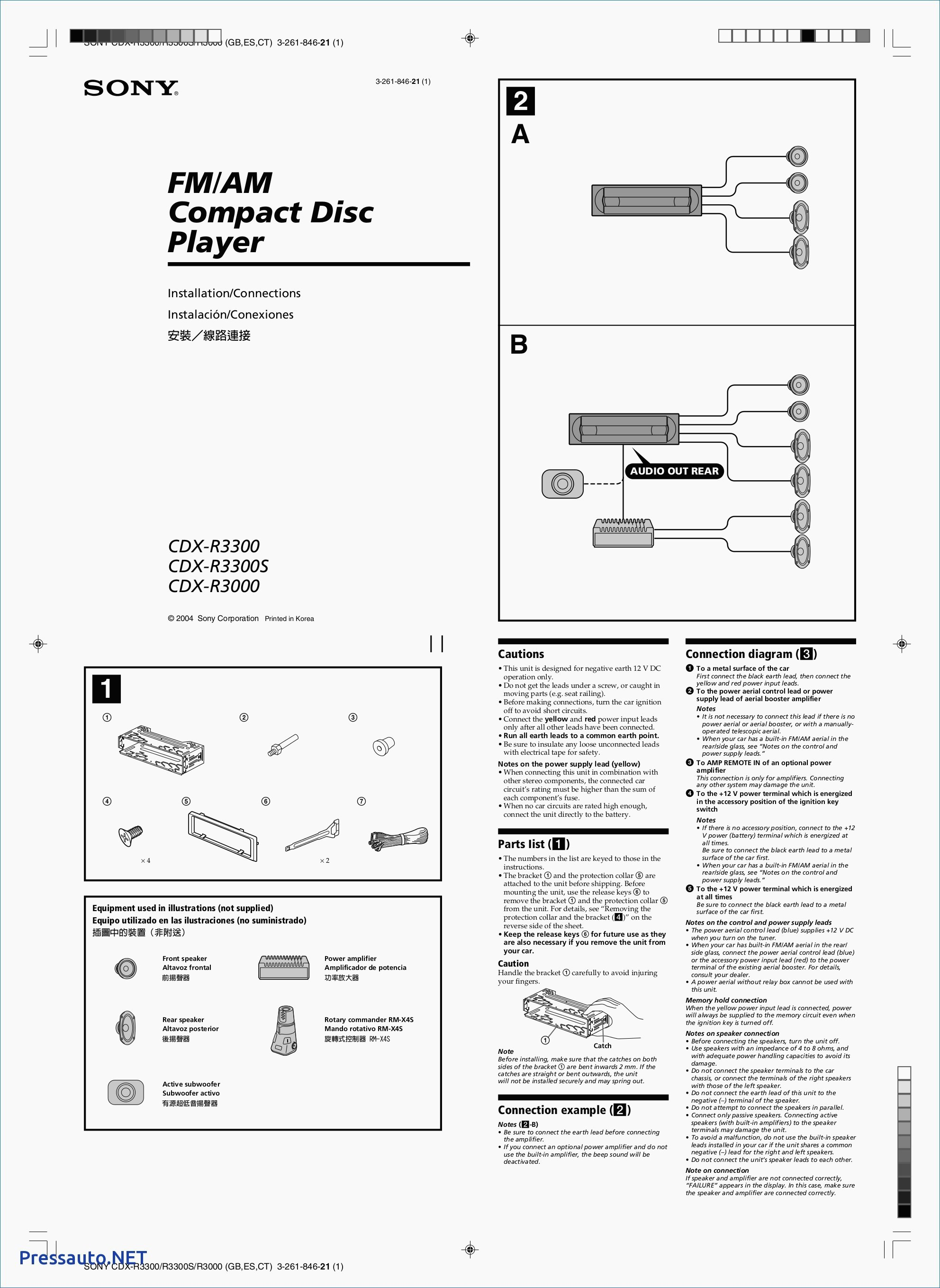 Sony Car Stereo Cdx Gt565Up Wiring Diagram | Wiring Diagram - Sony Cdx-Gt565Up Wiring Diagram