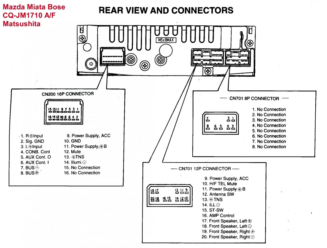 Sony Xplod Deck Wiring Diagram   Manual E-Books - Sony Xplod 52Wx4 Wiring Diagram