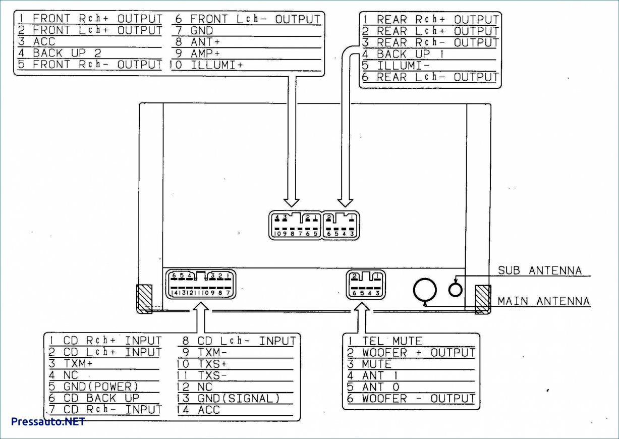 Sony Xplod Wiring Diagram  U2013 Wiring Diagram For Sony Xplod