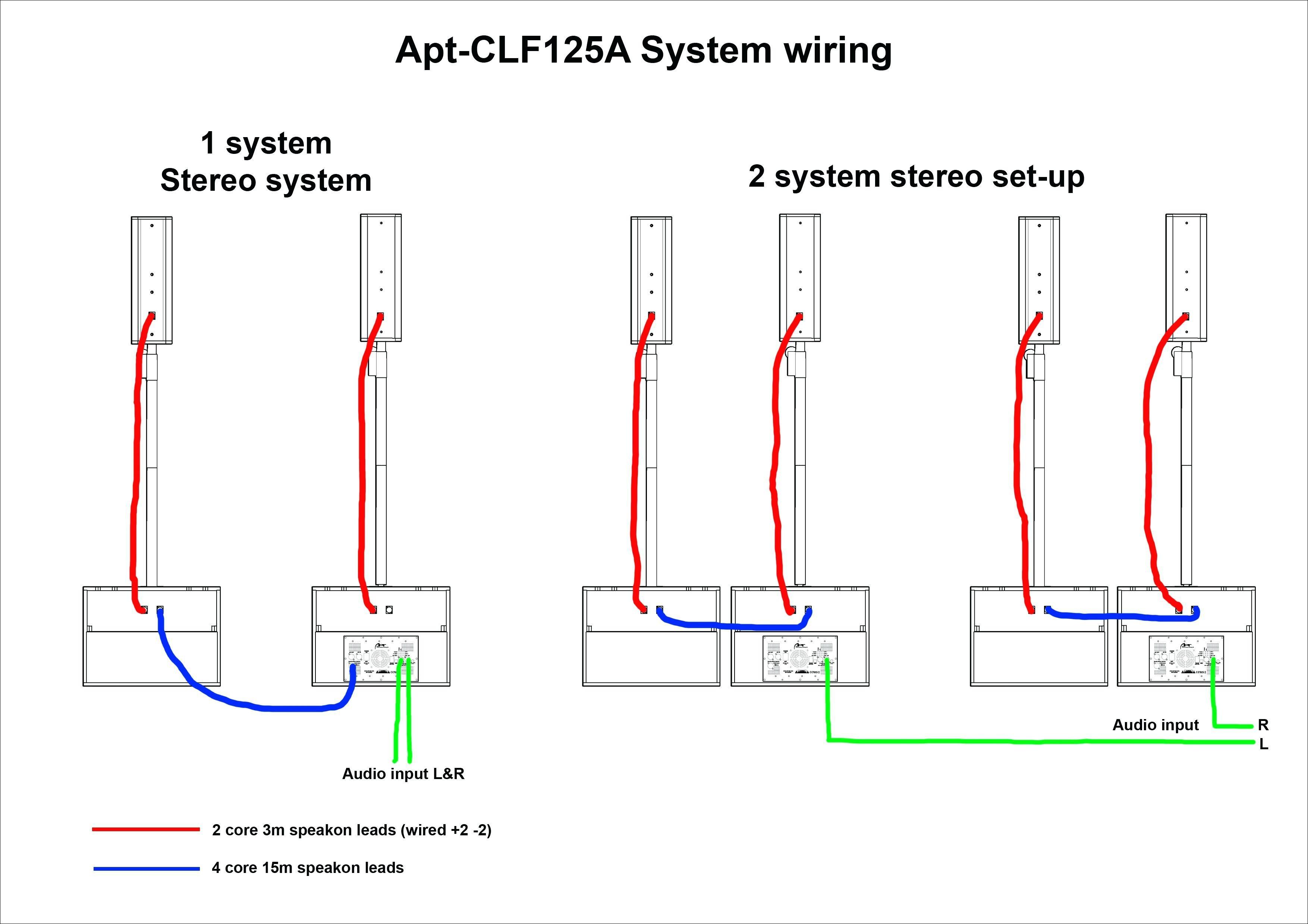 Speaker Cables Speakon Wiring Diagram Pdf | Manual E-Books - Xlr Wiring Diagram Pdf