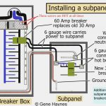 Square D 100 Amp Panel Wiring Diagram | Wiring Diagram   Square D 100 Amp Panel Wiring Diagram