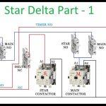 Star Delta Starter   Motor Control With Circuit Diagram In Hindi   Starter Motor Wiring Diagram