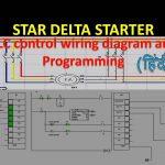 Star Delta Starter Plc Ladder Diagram Control Circuit Plc Program   Plc Wiring Diagram