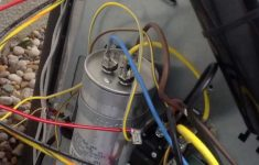 Air Conditioner Wiring Diagram Capacitor