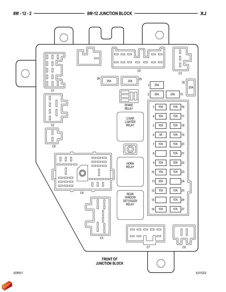 Starter Relays Wiring Diagram 1999 Jeep - Great Installation Of - Mopar Starter Relay Wiring Diagram