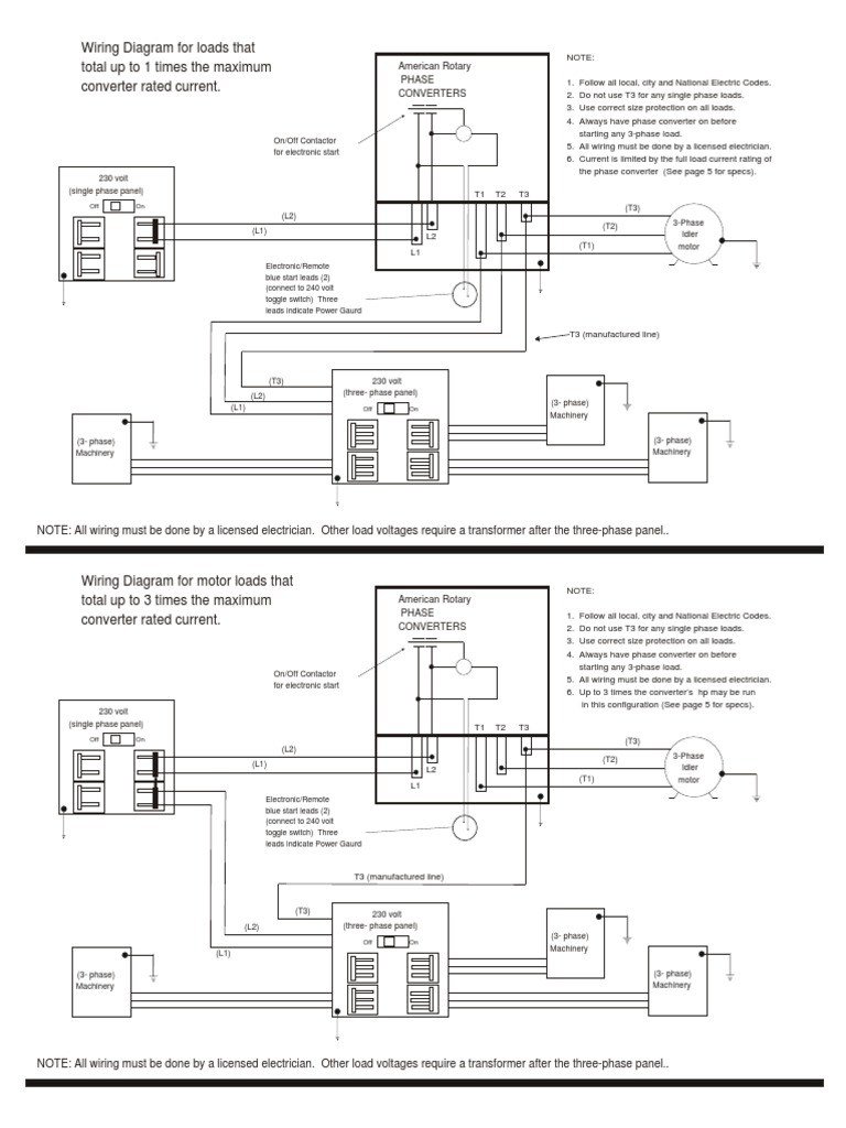 Roto Phase Schematic - Wiring Diagram Essig