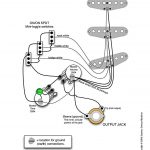 Strat 3 Slide Switch Wiring Diagram | Project 24 | Pinterest   Coil Wiring Diagram