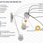 Stratocaster Blender Wiring Diagram   Fender Strat Wiring Diagram