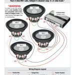 Subwoofer Wiring Diagrams At How To Wire Car Speakers Amp Diagram   Speaker Wiring Diagram