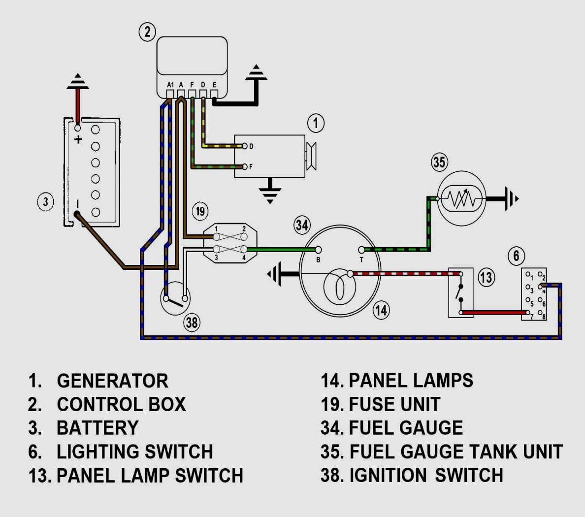 Sunpro Super Tach 2 Wiring Diagram | Manual E-Books - Sunpro Super Tach 2 Wiring Diagram