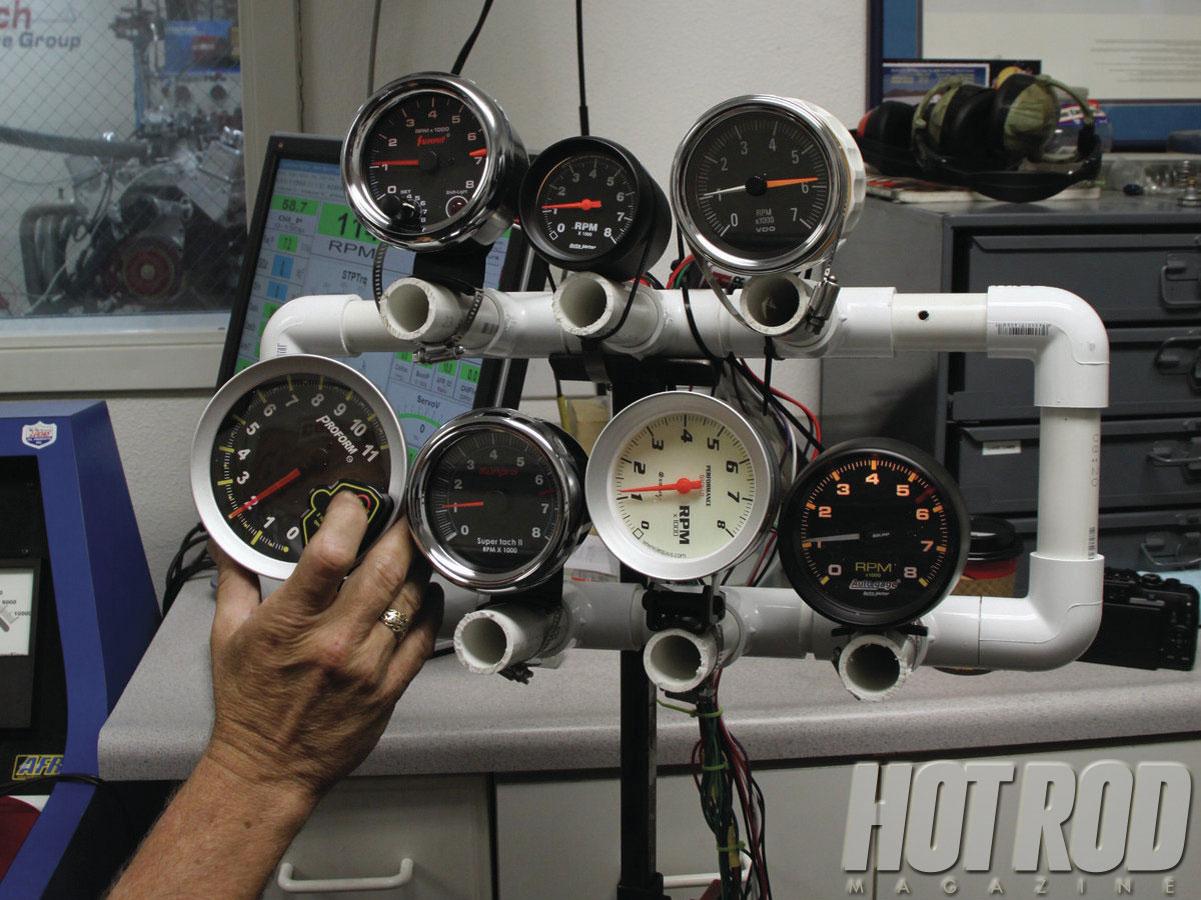 Sunpro Tachometer Wiring Diagram