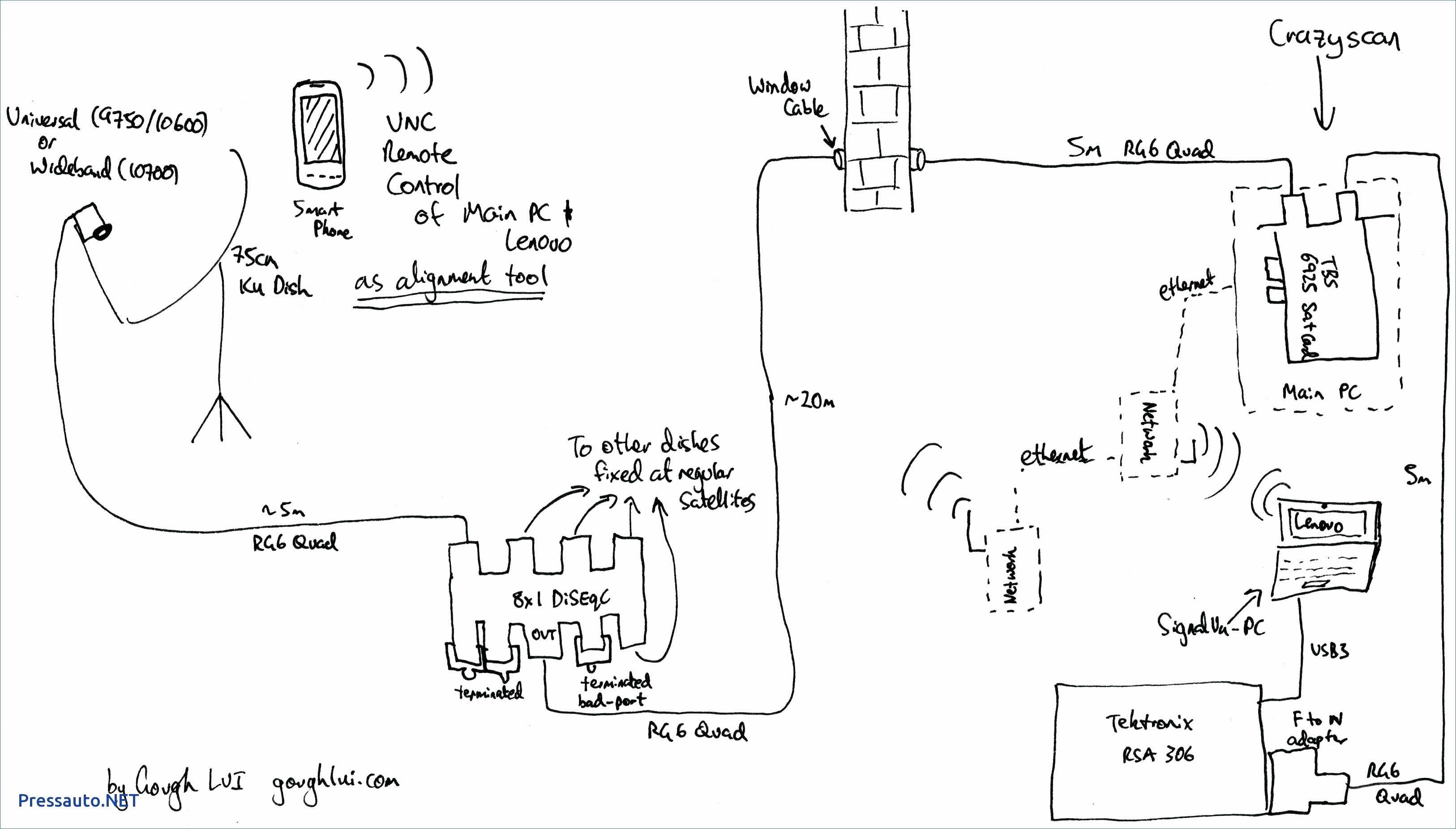 Sunset Trail Rv Satellite Wiring Diagram | Manual E-Books - Rv Cable And Satellite Wiring Diagram