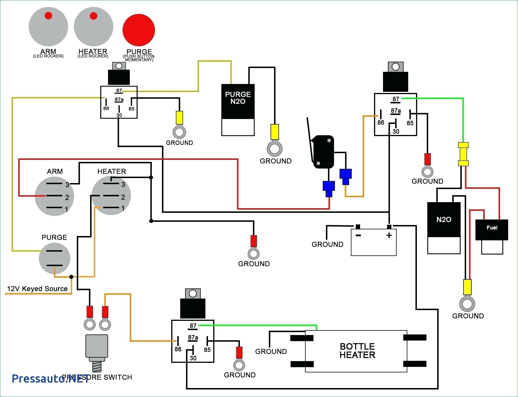 Powertech Dual Battery Isolator Wiring Diagram from 2020cadillac.com