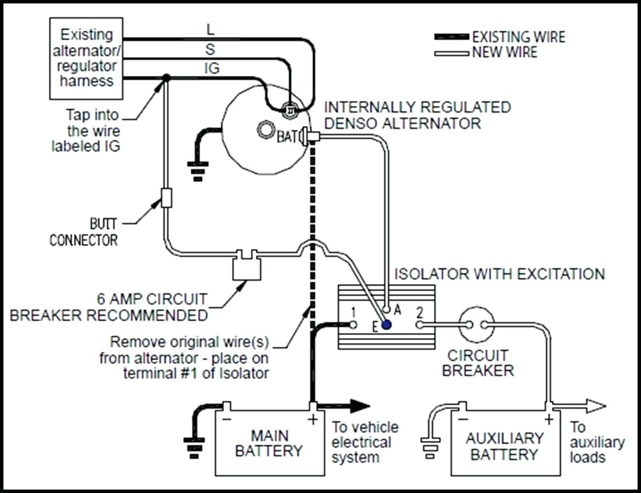 Sure Power Battery Isolator Wiring Diagram | Wiring Diagram - Sure Power Battery Isolator Wiring Diagram