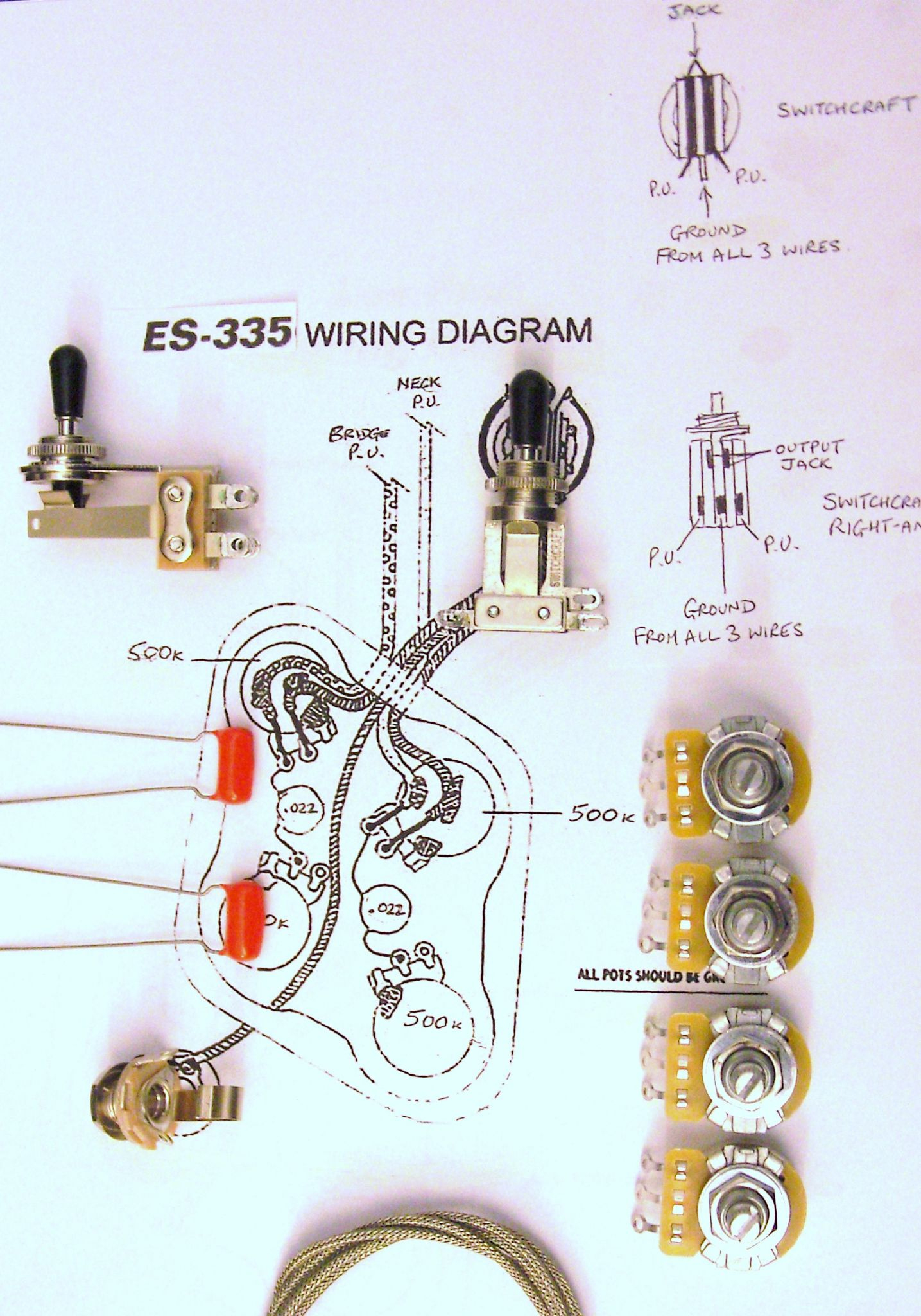 Switchcraft Toggle Switch Wiring Diagram - Not Lossing Wiring Diagram • - 3 Position Toggle Switch Wiring Diagram