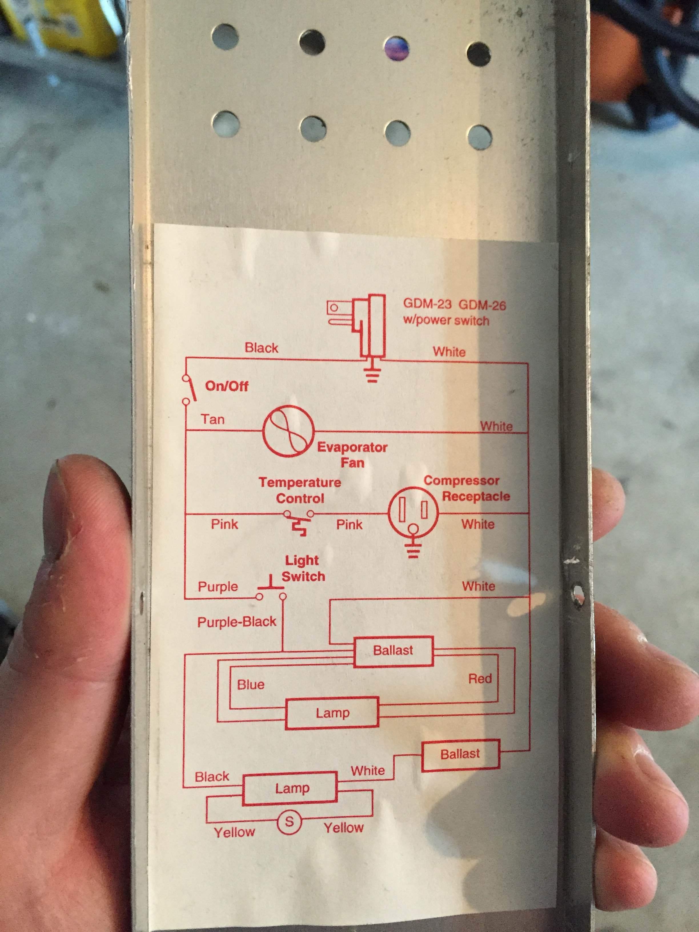 T 49F True Freezer Wiring Diagram | Wiring Diagram - True Freezer T 49F Wiring Diagram