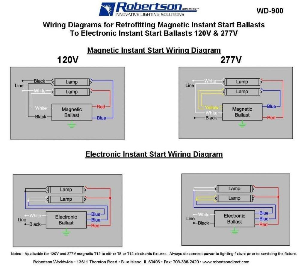T8 4N Ballast Wiring Diagram | Manual E-Books - 4 Lamp T8 Ballast Wiring Diagram