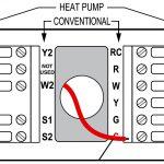 T834N Honeywell Thermostat Wiring Diagram   Wiring Diagram Schema   Gas Furnace Thermostat Wiring Diagram
