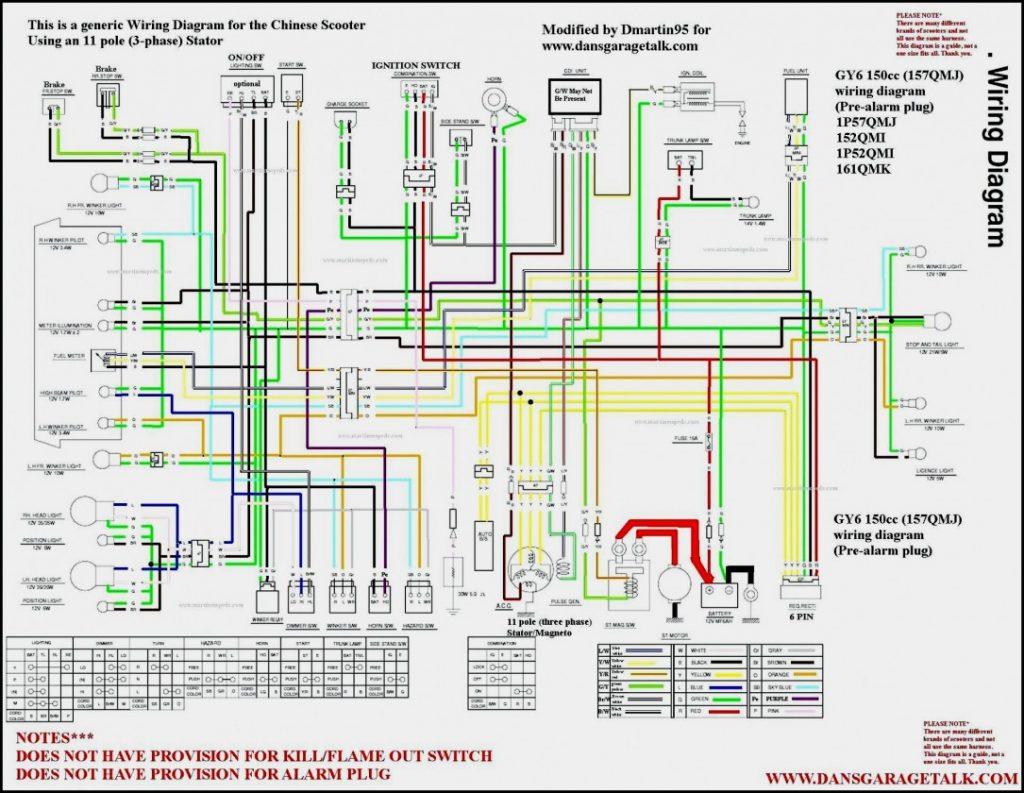 Tao Vip 49cc Wiring Diagram