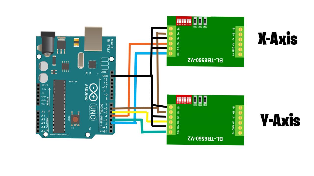 Tb6560 Wiring Diagram - Data Wiring Diagram Today - Tb6560 Wiring Diagram
