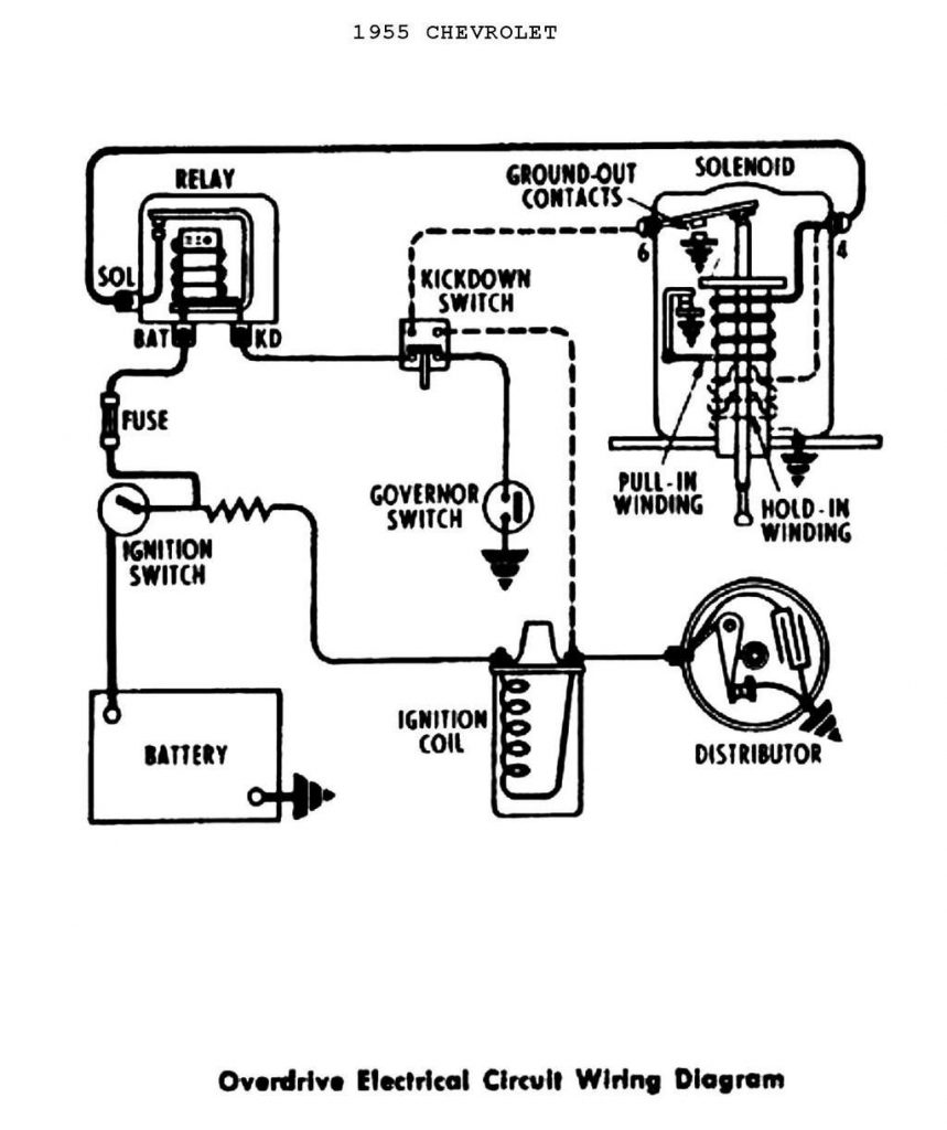 Tbi Ignition Coil Circuit Diagram