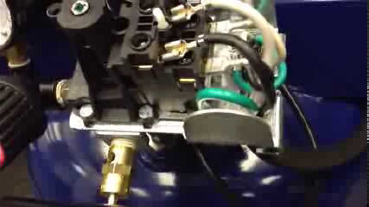 Tech Tips - Campbell Hausfeld - How Do I Wire My Pressure Switch - Air Compressor Wiring Diagram