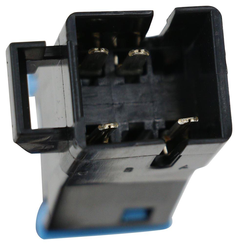 Tekonsha Plug-In Wiring Adapter For Electric Brake Controllers - Tiffin Motorhome Wiring Diagram