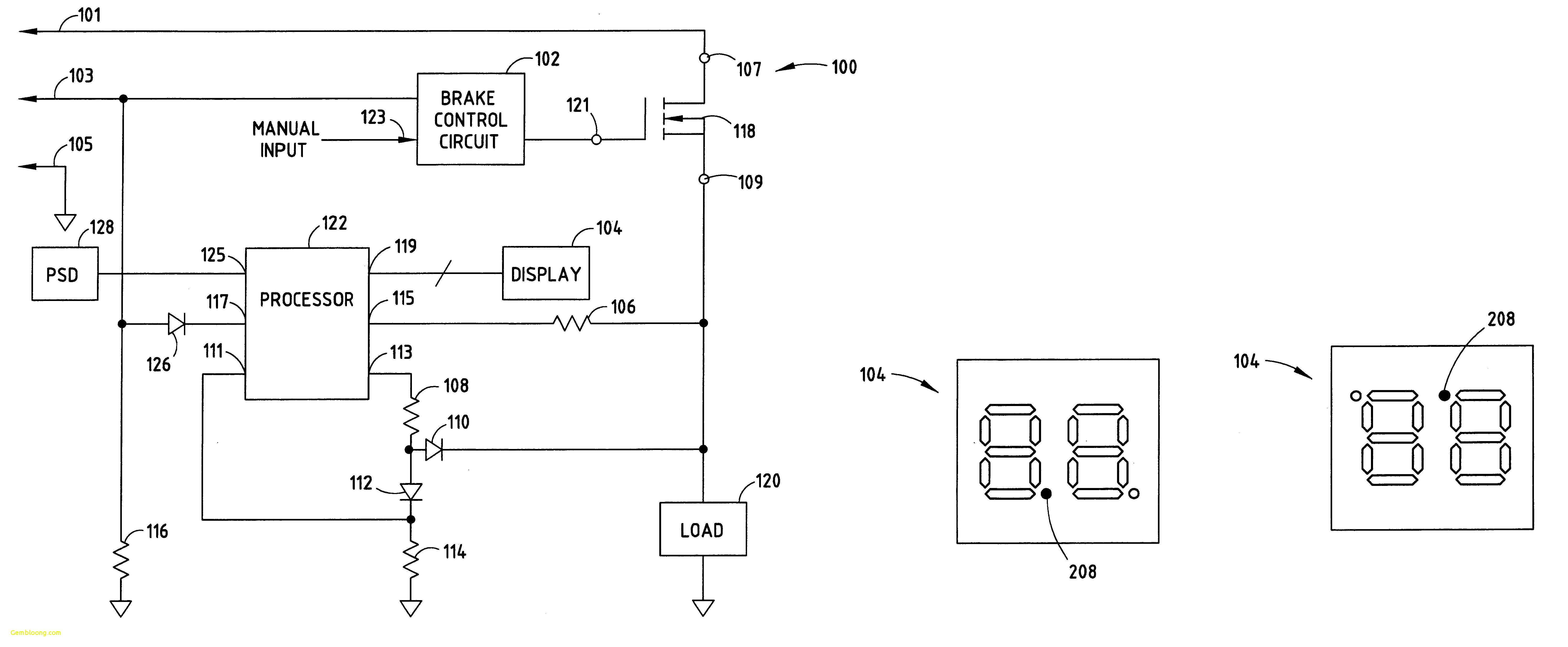 Tekonsha Trailer Brake Wiring Diagram   Wiring Diagram - Tekonsha Brake Controller Wiring Diagram