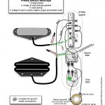 Tele Wiring Diagram, 2 Humbuckers, 4 Way Switch | Telecaster Build   4 Way Wiring Diagram