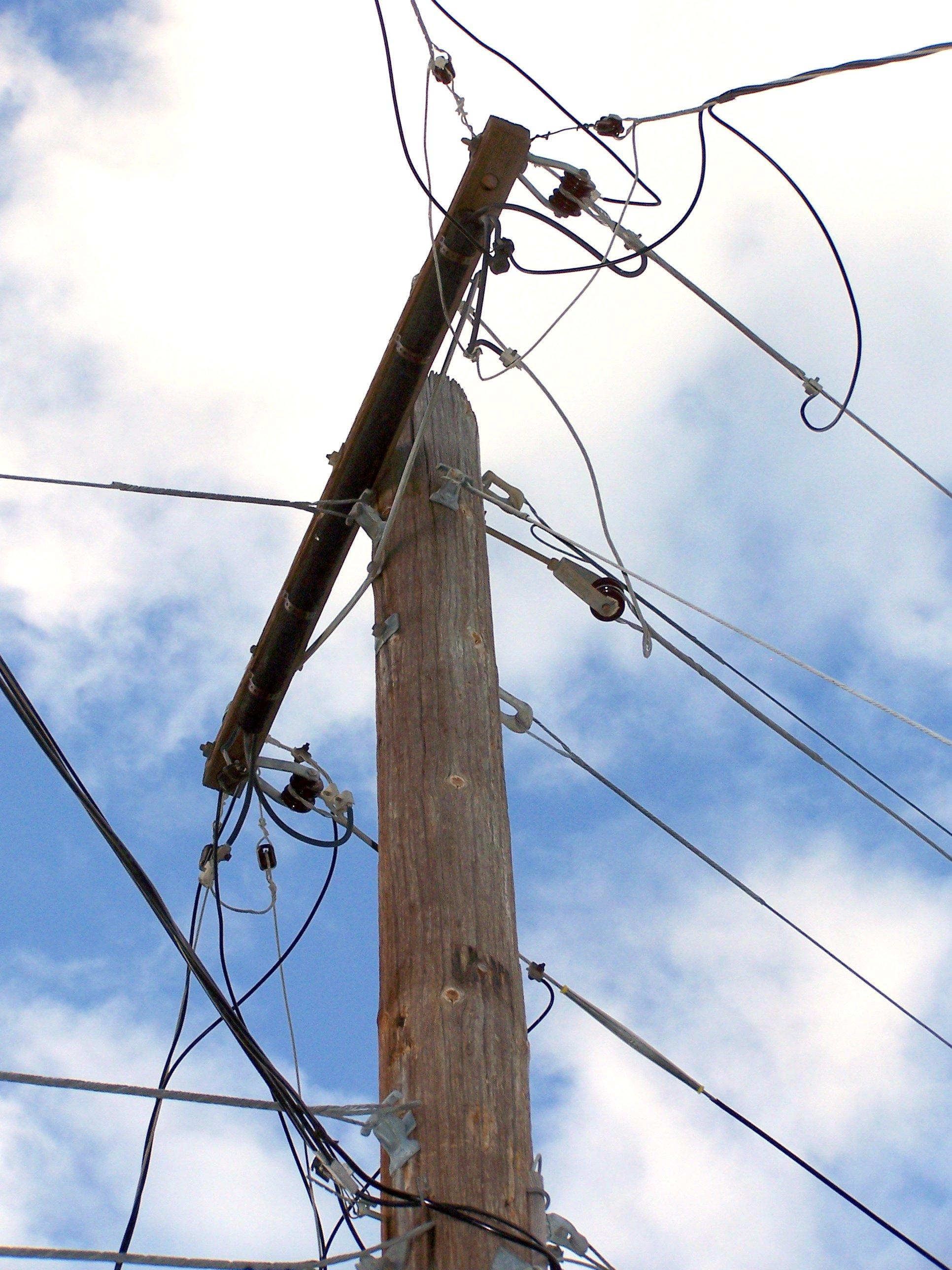 Telephone Line - Wikipedia - Telephone Network Interface Wiring Diagram